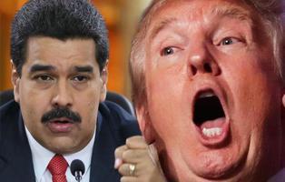 Maduro llama 'nuevo Hitler' a Trump y le acusa de querer asesinarle