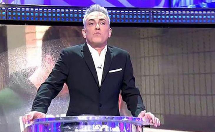 Kiko Hernández fue el encargado de lanzar el rumor en el programa