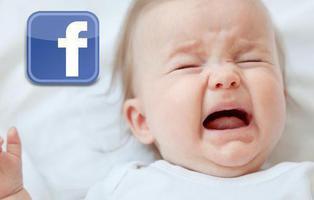 """Intenta vender a su bebé por Facebook porque """"tenía una mancha en la cara"""""""