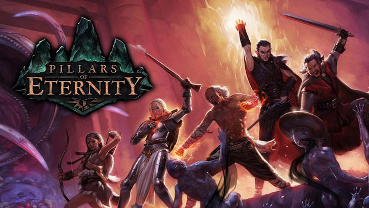 'Pillars of Eternity' tuvo una financiación de 4.000.000 de dólares