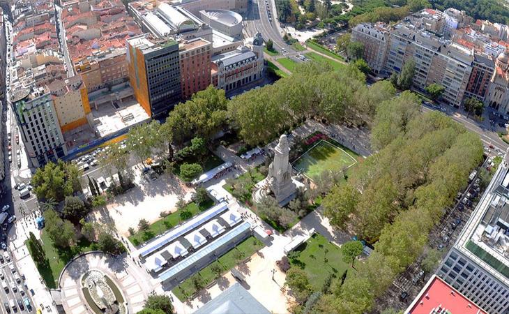 El Centro de Madrid será para los peatones