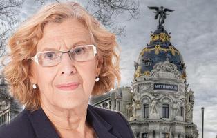 Manuela Carmena cerrará el centro de Madrid al tráfico en junio de 2018