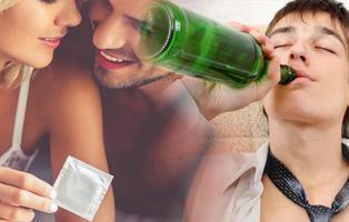 Un 26,4% de los jóvenes no utiliza preservativos y al 40% le compensa emborracharse