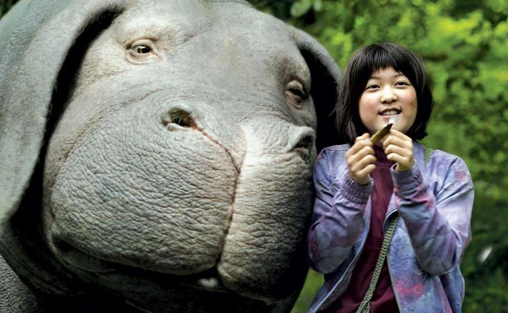 Hay mucho cine en 'Okja'
