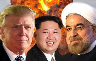 Corea prepara el lanzamiento de su bomba termonuclear mientras Irán prueba un nuevo misil