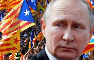 Rusia está ayudando de manera secreta a la causa independentista en Cataluña