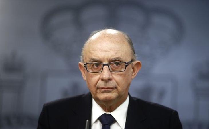 El ministro de Hacienda, Cristóbal Montoro, ha ordenado la fiscalización de las cuentas del Govern