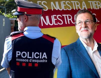 Las pruebas de que el Gobierno ya aplica el 155 en Cataluña