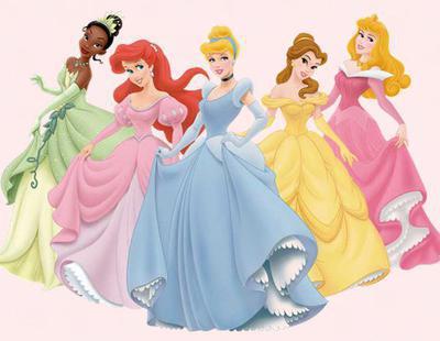 ¿Te imaginas cómo habrá afectado el paso de tiempo a las princesas Disney?