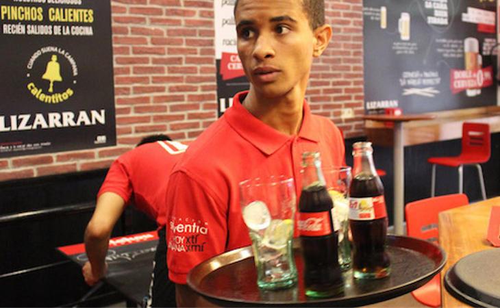 GIRA Jóvemes Coca-Cola da una oportunidad a los más jóvenes