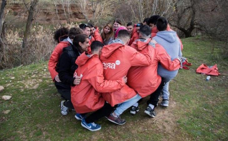 Cinco años de éxito de GIRA Jóvenes Coca-Cola