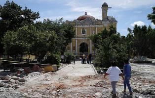 11 miembros de una misma familia mueren durante un bautizo en el terremoto de México