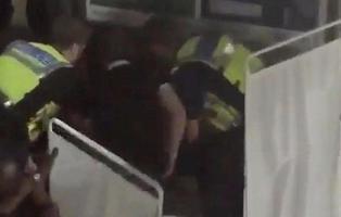 Seis heridos por un ataque con ácido en un centro comercial de Londres