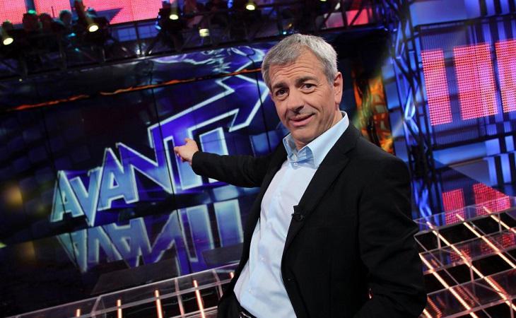 Carlos Sobera también presentó 'Avanti'
