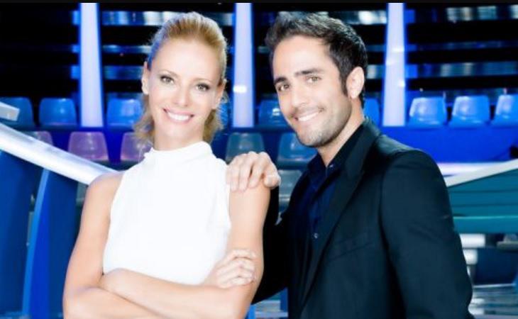 Paula Vázquez y Roberto Leal presentaron 'Te lo mereces'