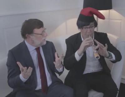 Rajoy y Puigdemont bailan a ritmo de Maluma en la nueva parodia de los Morancos
