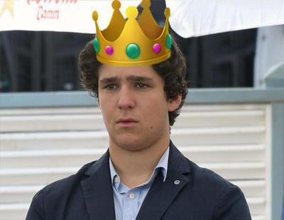 El Partido Froilanista convoca un referéndum el 1-O para hacer Rey de Galicia a Froilán