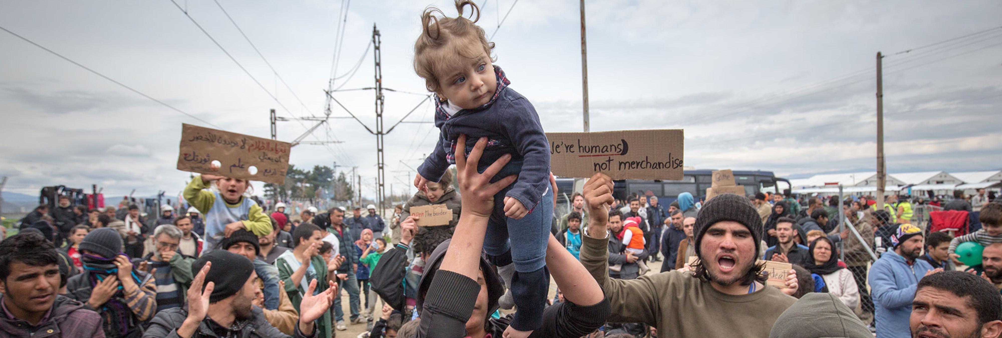 España sigue sin cumplir la cuota de refugiados comprometida con la UE