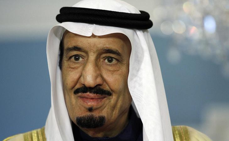 Rey Salmán bin Abdulaziz