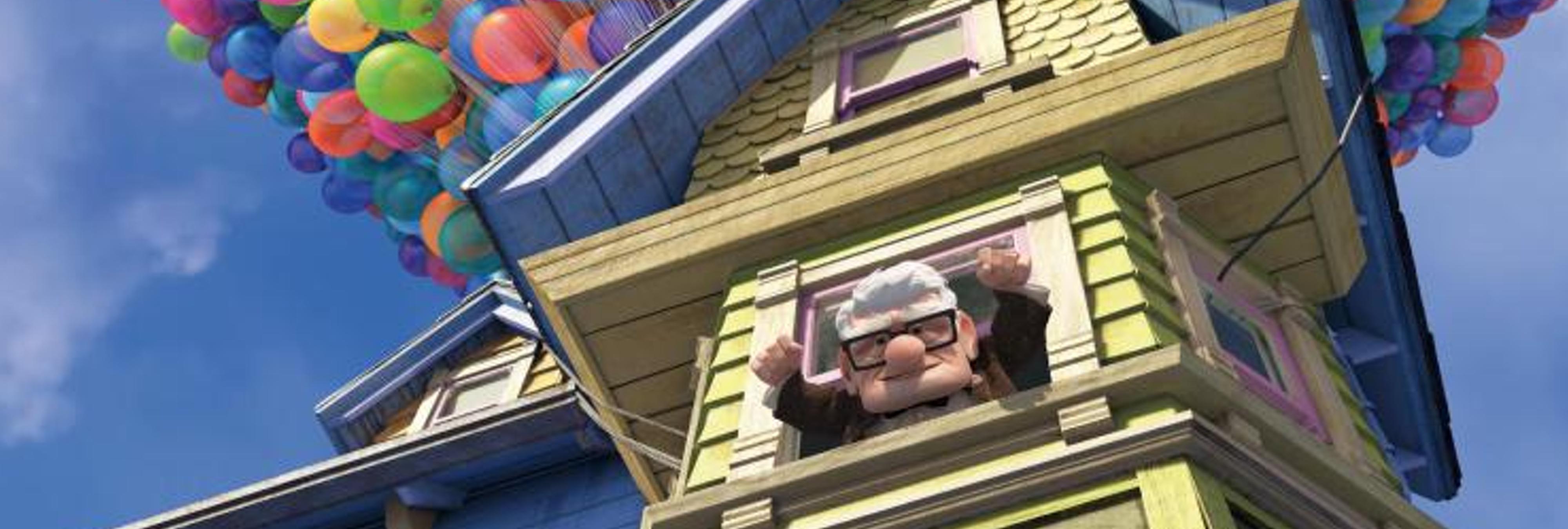 Una teoría prueba que Carl, de 'Up', está muerto desde el principio de la película
