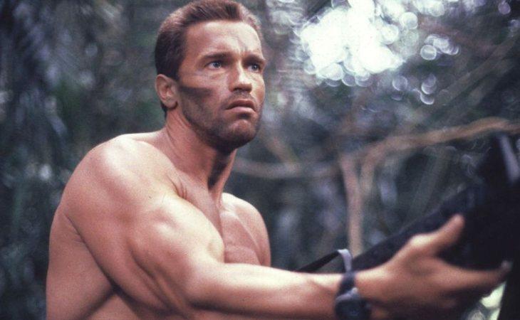 Arnold Schwarzenegger en 'Predator'