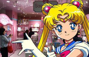 Japón inaugura la primera tienda dedicada en exclusiva a 'Sailor Moon'