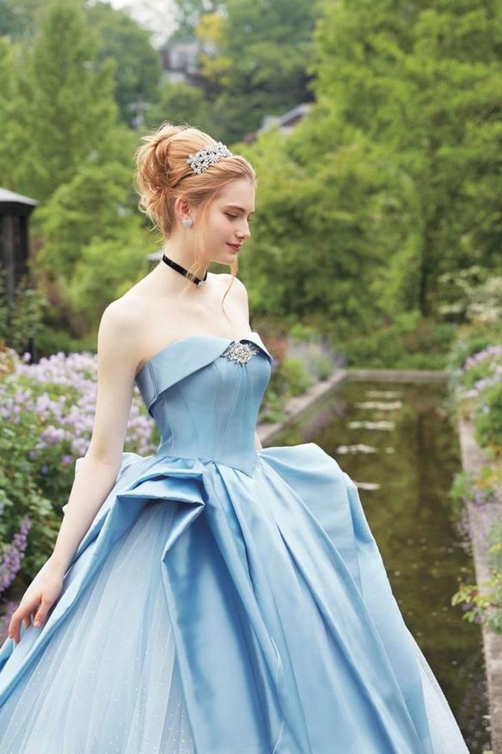 Disney lanza una colección de vestidos de novia inspirada en sus ...