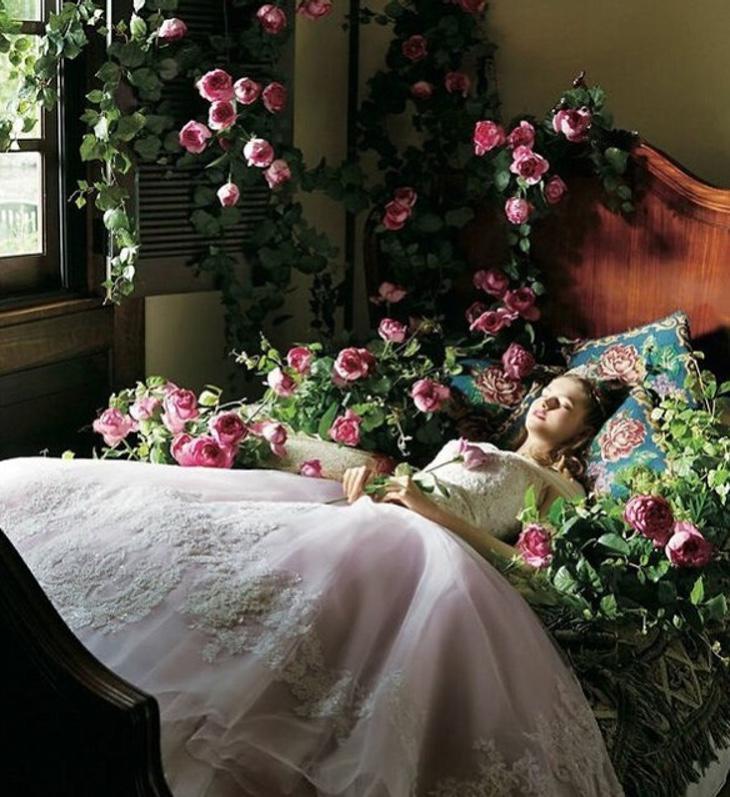 La Bella Durmiente llegará tarde a su boda porque seguirá durmiendo