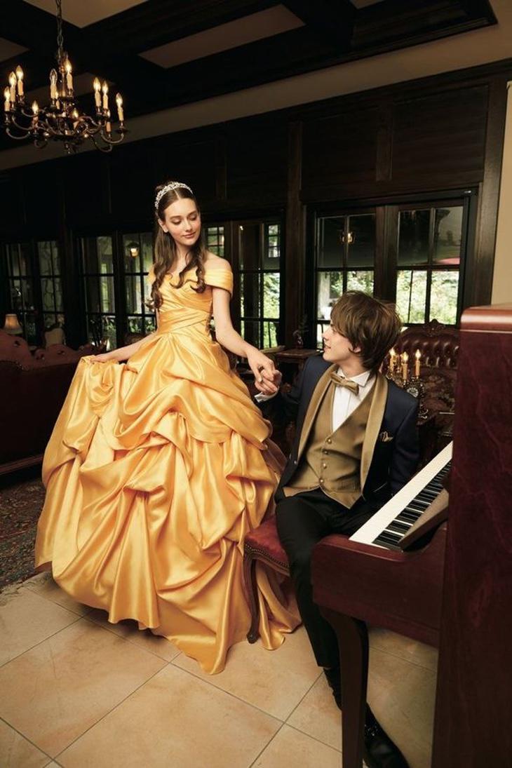 Bella finalmente se casa con su príncipe
