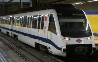 Tiroteo en el Metro de Madrid