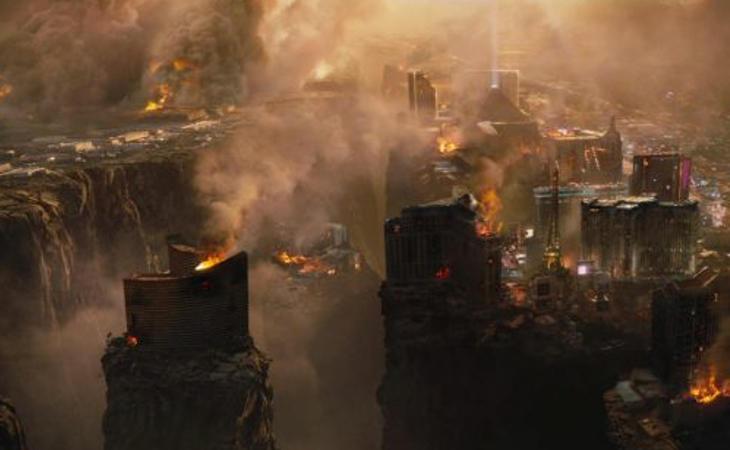 ¿Habrá llegado el fin del mundo?