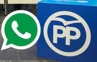 Afiliada del PP denuncia ataques machistas en un grupo de WhatsApp del partido