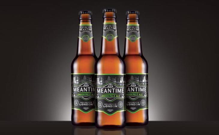 La cervecería Meantime ofrece puestos para catar sus nuevas creaciones