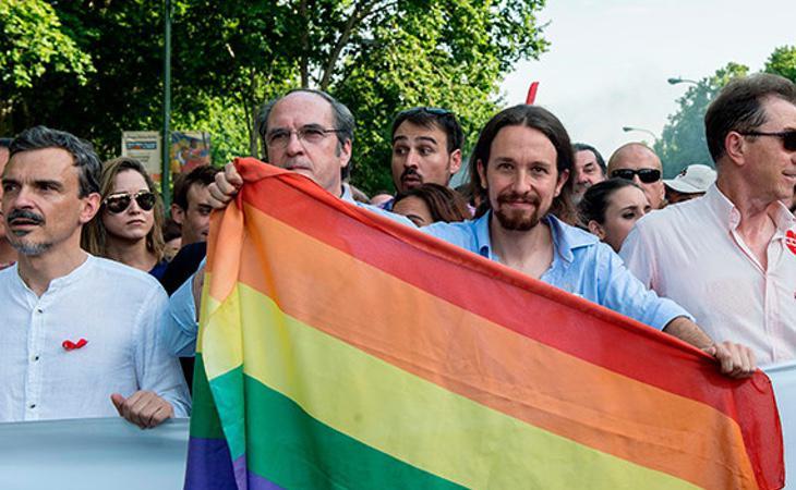 La ley LGTBI fue presentada por el grupo confederado Unidos Podemos