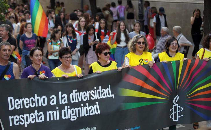 La ley LGTBI pretende educar y no imponer