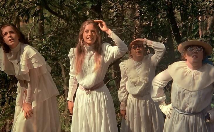 'Picnic en Hanging Rock', de Peter Weir