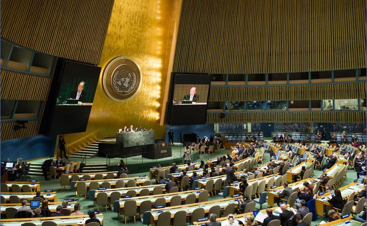La ONU solo reconoce la autodeterminación de los pueblos en colonias o en casos de graves vulneraciones de los Derechos Humanos