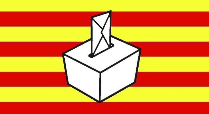 A pesar de que lo han intentado parar por todos lo medios, los catalanes siguen con la intención de celebrar el referéndum