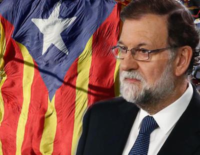 El ridículo del Gobierno en el 1-O: La niña de Rajoy se muere de vergüenza