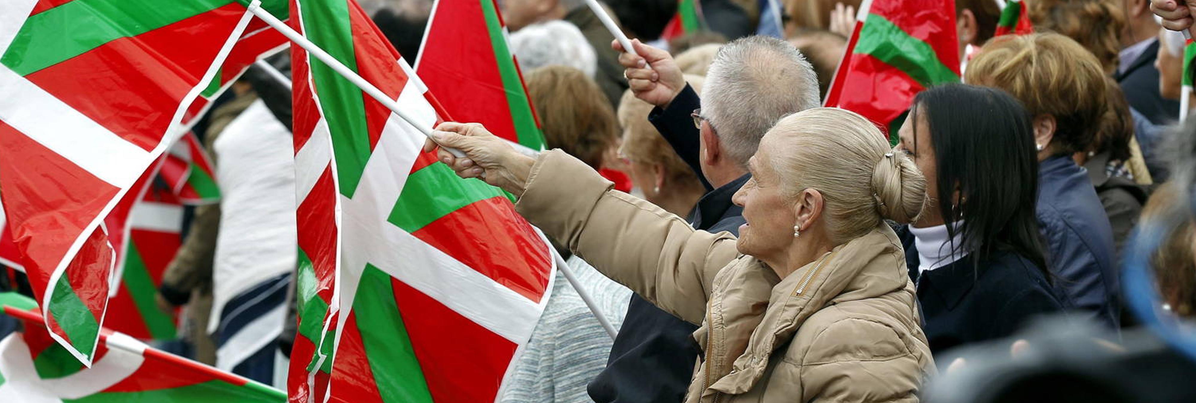 El gobierno Vasco reclama un referéndum para reconocer a Cataluña y Euskadi como naciones