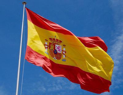 Detenido un hombre en Madrid por no ocultar una bandera española constitucionalista
