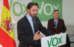 La ultraderecha representada en Vox aumenta un 20% el número de afiliados por el 1-O