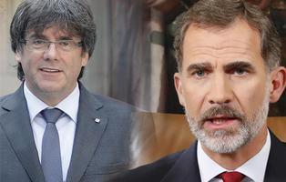 "La Generalitat critica a Felipe VI  tras su discurso: ""o república o república"""