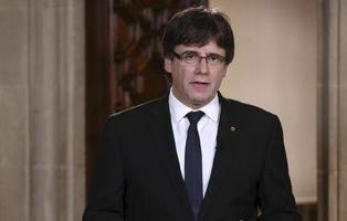 Carles Puigdemont responde al Rey y hace un llamamiento a la mediación