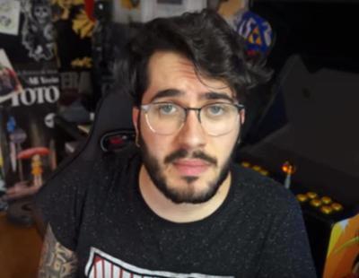 El youtuber Wismichu, denunciado por una pelea a botellazos por el referéndum de Cataluña