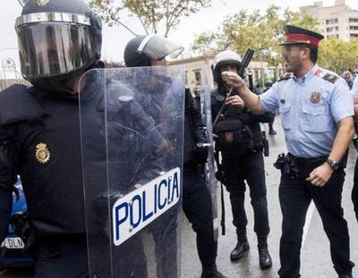 """Un Mosso sobre el 1-O: """"Nos pidieron dejar el trabajo sucio a la Policía"""""""