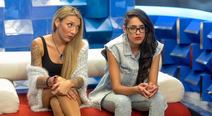 La historia de Paula y Lucía enganchó a todos los espectadores en el 24 horas