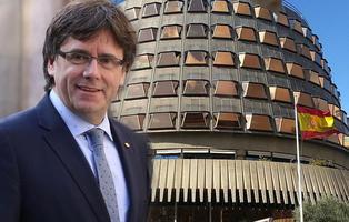 El Tribunal Constitucional suspende el pleno del Parlament del lunes
