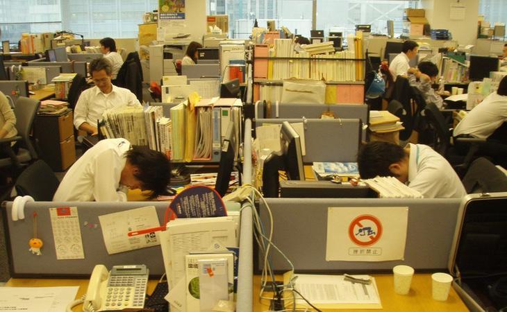 El karoshi es un problema social que muchos japoneses denuncian