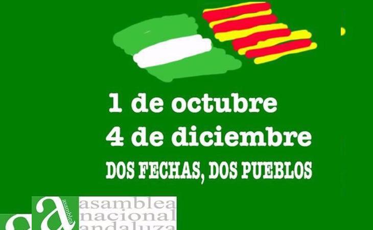 El 4 de diciembre se proclamará la independencia de Andalucía y las regiones que conformarán el nuevo país